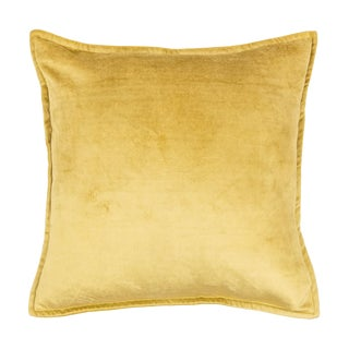 Contemporary Tr Essentials Tuscany Yellow Pillow - 17x17