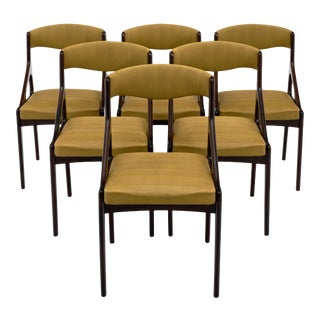 Mid-Century Italian Dining Chairs For Sale