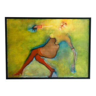 Martin Sumers Oil Painting For Sale