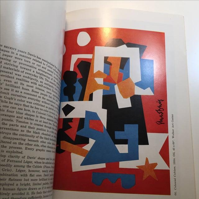 Stuart Davis by E. C. Goossen 1959 - Image 6 of 9