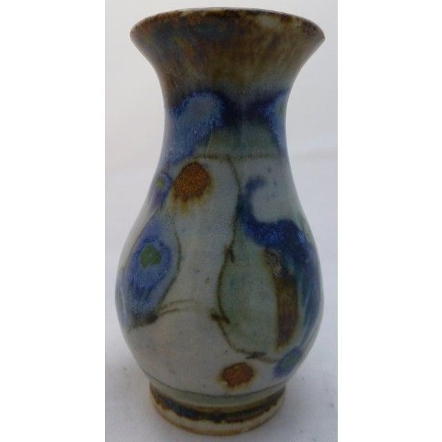 Vintage Ke Mexican Pottery Bud Vase - Image 4 of 6