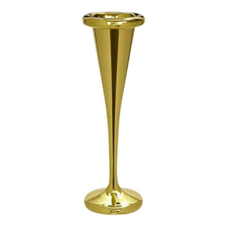 Tom Dixon Spun Champagne Stand Brass For Sale