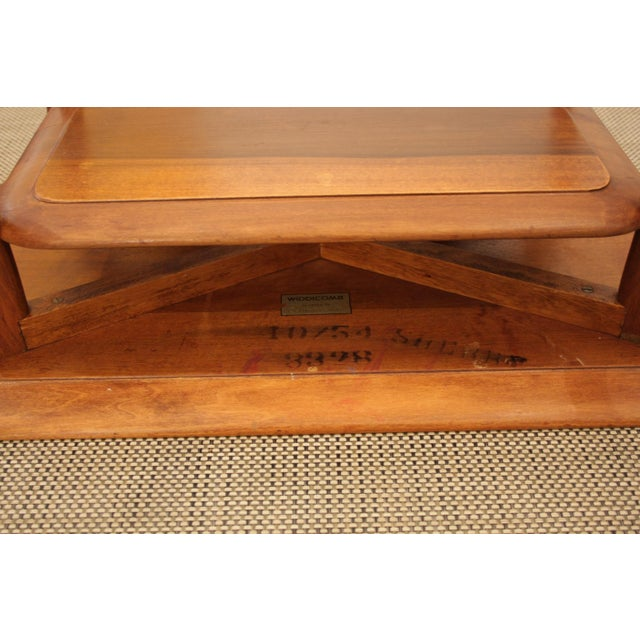 Klismos Sabre Leg Table by T. H. Robsjohn Gibbings for Widdicomb For Sale In Dallas - Image 6 of 13