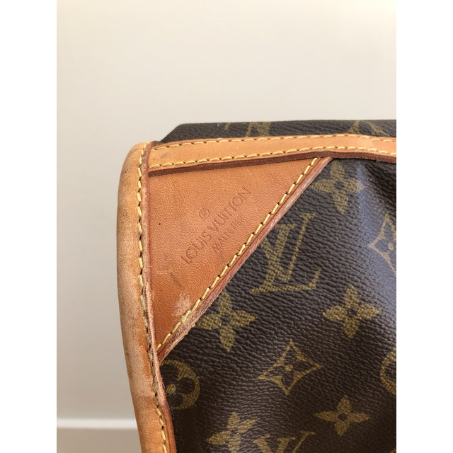 1980s Vintage Louis Vuitton Pullman 75 Luggage For Sale In Dallas - Image 6 of 13