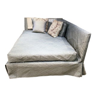 John Saladino Daybed & Accent Pillows For Sale
