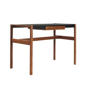 Risom Mid-Century Walnut Desk