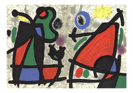 Image of Newly Made Joan Miró