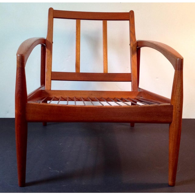 """Wood Kai Kristiansen """"Paper Knife"""" Chair For Sale - Image 7 of 9"""
