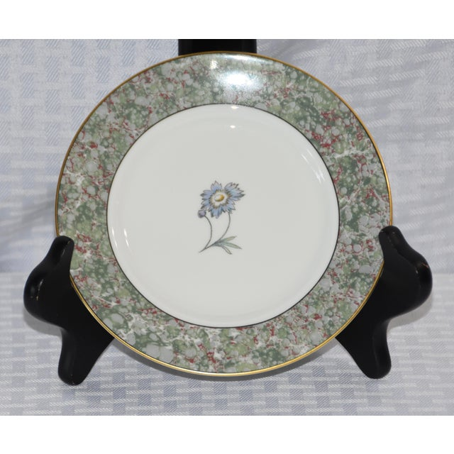 """Humming Birds by Wedgwood Bread & Butter 6"""" Plate Set of 6 plates Wedgwood's Hummingbird collection celebrates the..."""