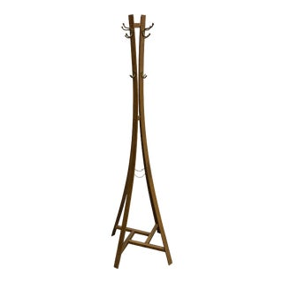 Vintage Hall Tree/Coat Stand For Sale