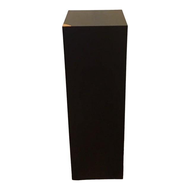 1970s Mid Century Modern Pedestal Display Stand Pillar For Sale