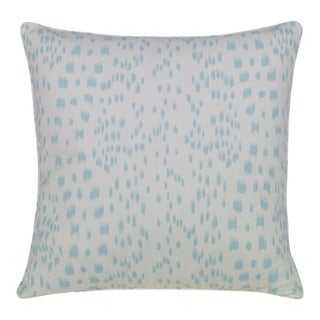 Curated Kravet Les Touches Pillow - Pool For Sale