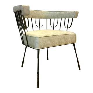 Caracole Modern Gate Keeper Accent Chair For Sale
