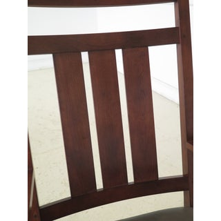 Stickley Mission Cherry Armed Rocking Chair Preview