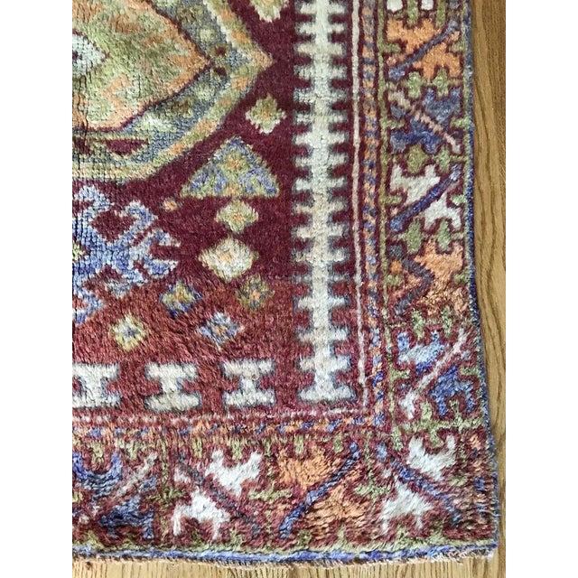 "Bellwether Rugs Vintage Turkish ""Melanie"" Rug - 5'x2'9"" For Sale - Image 4 of 6"