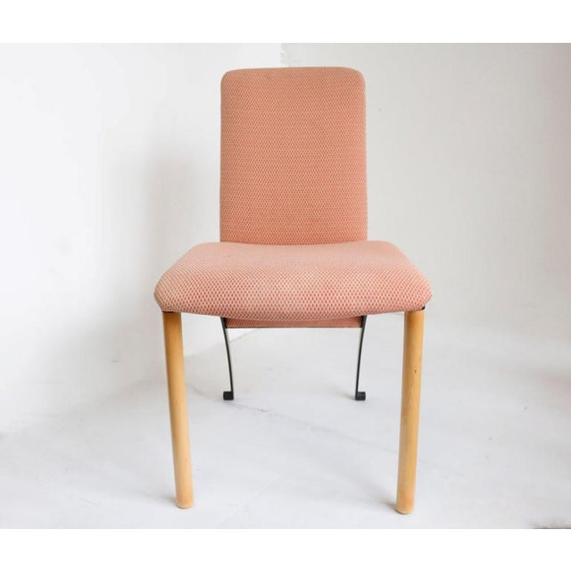 Set of 8 Dining Chairs by Castelijn For Sale - Image 4 of 7