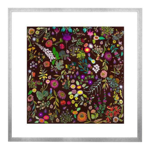 Fig Tree Garden Art Print by Eli Halpin For Sale