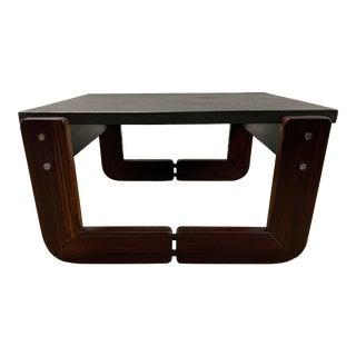 Vintage Mid-Century Modern Percival Lafer Side Table For Sale