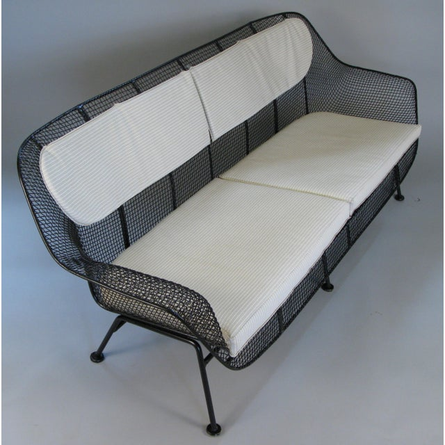1950s 1950s Sculptura Sofa by Russell Woodard For Sale - Image 5 of 10