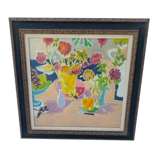 Jean Cavailles Still Life For Sale