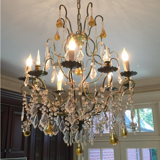 Clive Christian Crystal Chandelier - Image 3 of 3