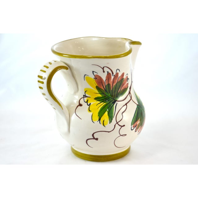 Tuscan-Style Grape Pitcher - Image 5 of 7