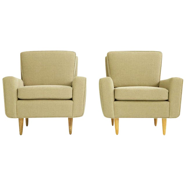 Florence Knoll Lounge Chairs For Sale