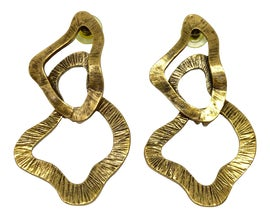 Image of Abstract Earrings