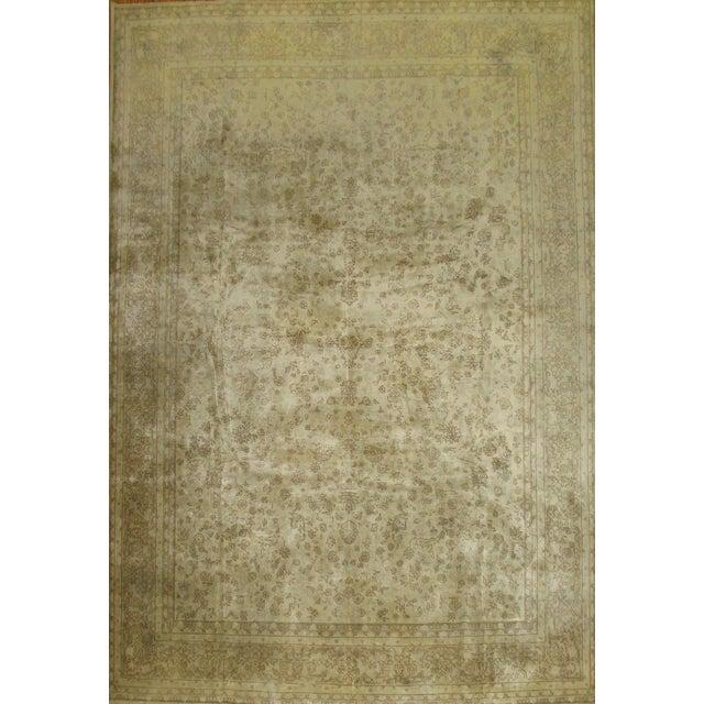 Turkish Sivas Carpet - 8' x 11'6' - Image 1 of 4