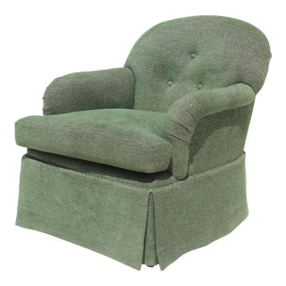 Contemporary Club Chair For Sale