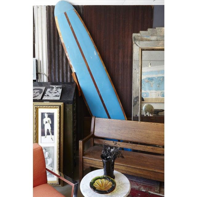 60s 10' Duke Kahanamoku Blue Surfboard - Image 3 of 5