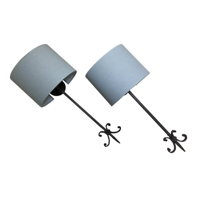 Visual Comfort Suzanne Kasler Roswell Decorative Wall - a Pair For Sale