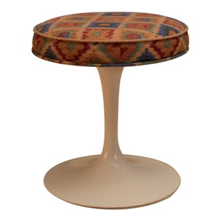 Mid-Century Knoll Tulip Stool by Eero Saarinen For Sale