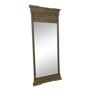 Restoration Hardware Full Length Wall Mirror For Sale