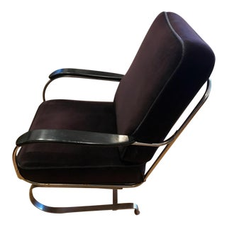 Kem Weber Springer Rocking Chair For Sale
