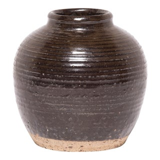 Chinese Apothecary Wine Jar For Sale
