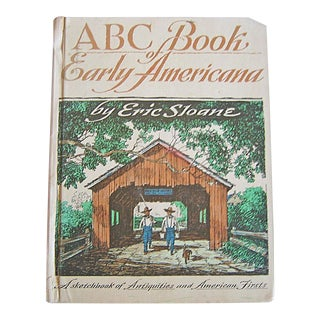 ABC's of Early Americana by Eric Sloane For Sale