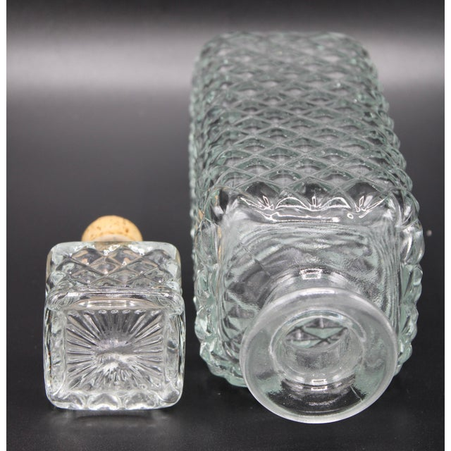 Antique English Crystal Decanter For Sale - Image 10 of 13