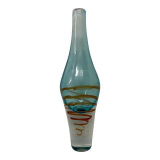 Gunnel Nyman Serpentine Vase, Finland 1947 For Sale