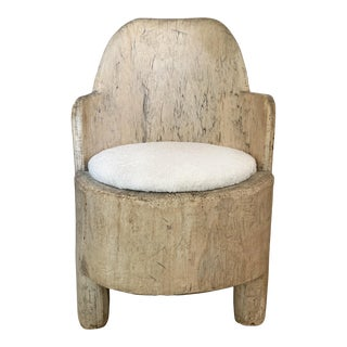 18th Century Swedish Tub Chair For Sale