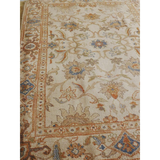 2010s Hand Knotted Chinese Ziegler Rug - 4′ × 6′ For Sale - Image 5 of 10