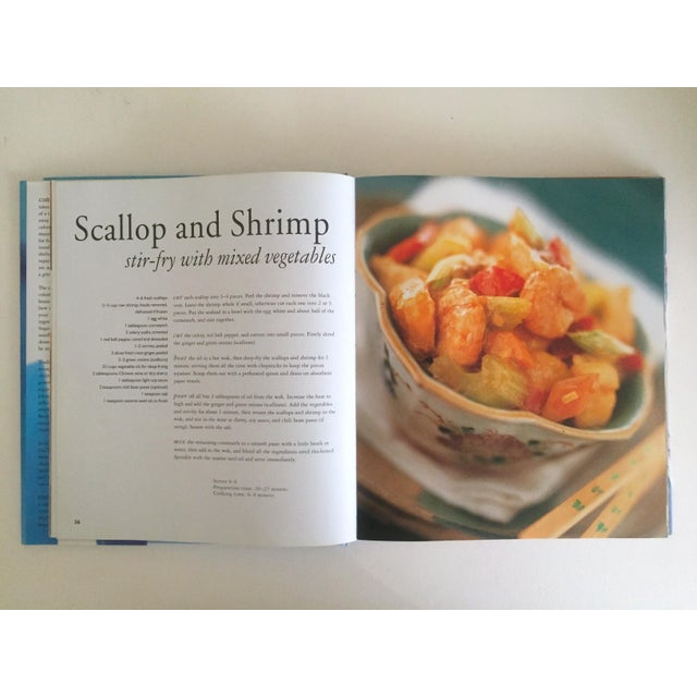 """"""" Complete Chinese Cooking """" Amy Tai Modern Chinese Hardcover Cookbook For Sale In New York - Image 6 of 11"""