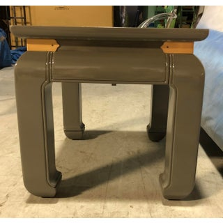 Gray Lacquered Ming Side Tables - A Pair Preview
