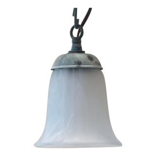 Small Bell Pendant Light For Sale