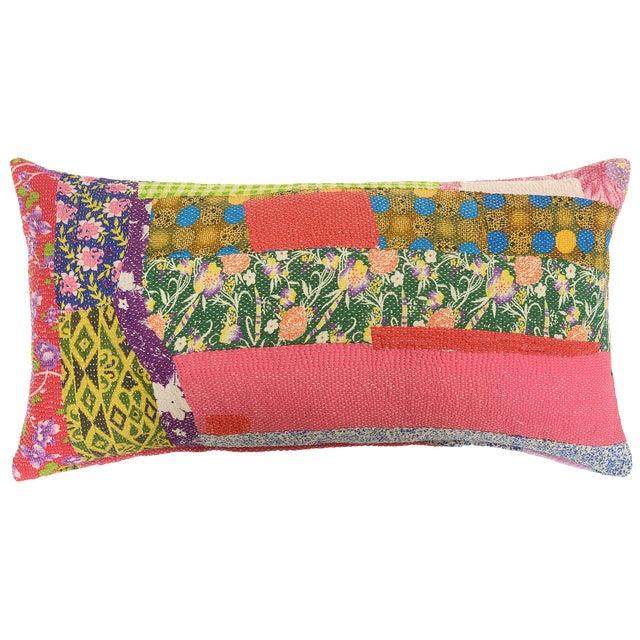 Boho Chic Jitterbug 2 Pillow For Sale - Image 4 of 4