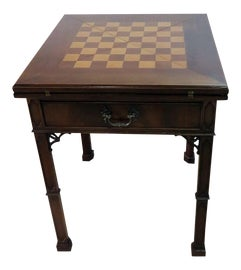 Image of English Card and Game Tables
