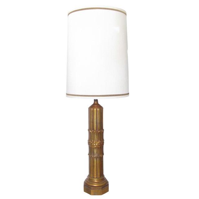 Tall hollywood regency lamp shade chairish tall hollywood regency lamp shade aloadofball Gallery
