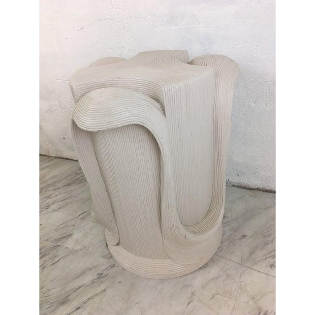 Betty Cobonpue Pedestal For Sale - Image 9 of 10