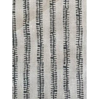 "Belgian Brook Perdigon Textiles Fabric ""Path"" - 4 Yards For Sale"