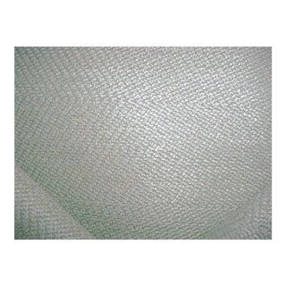 Kravet Smart 33832 Mint / Cream Herringbone Upholstery Fabric - 5-1/4y For Sale